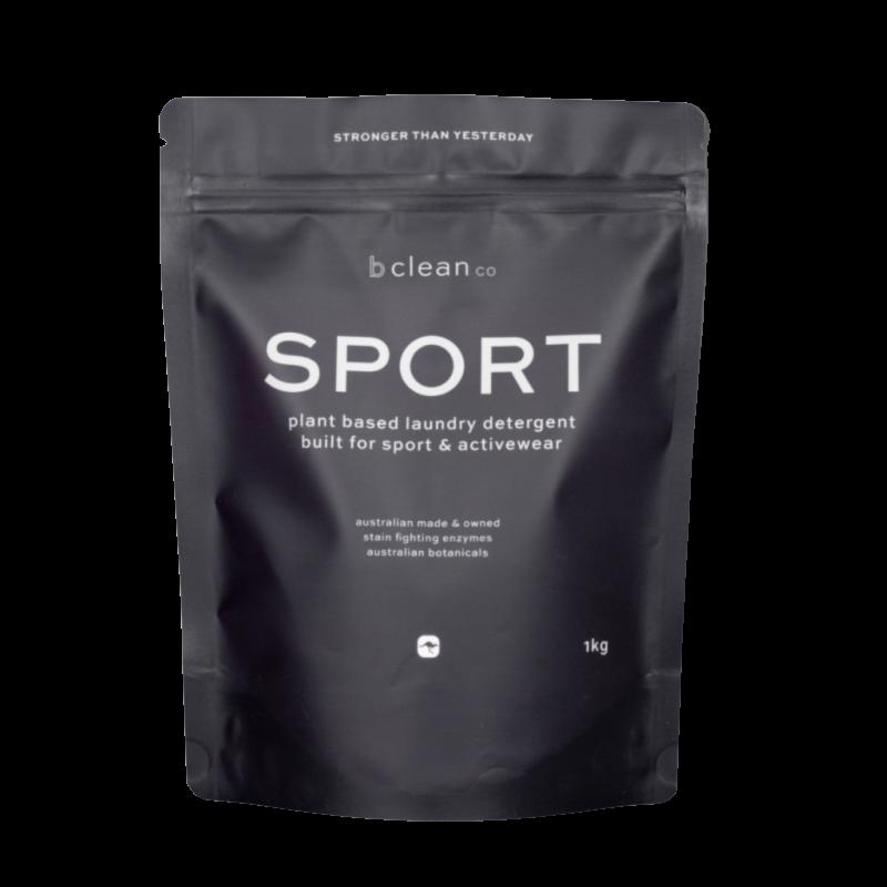 b clean co sport eco detergent